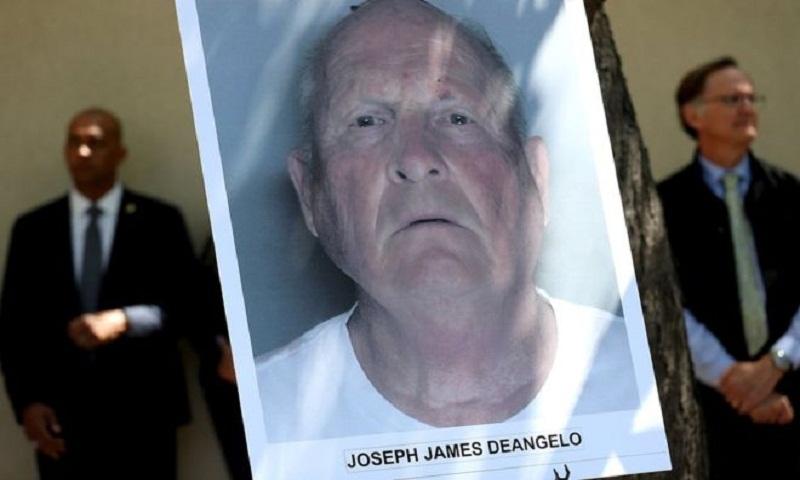 Golden State Killer: DNA links ex-officer to California cold cases