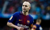Barcelona star Andres Iniesta's move to China is just a 'rumour'