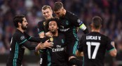 Madrid beats Bayern 2-1 away to take control of semifinal