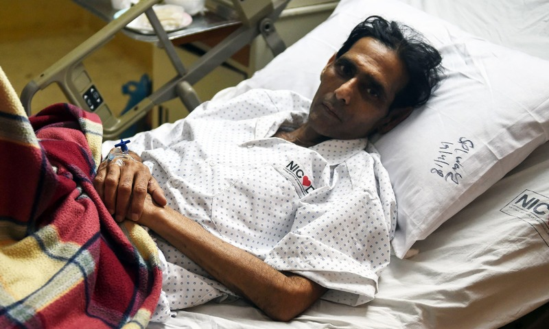 Pakistan hockey legend offered free heart transplant in India