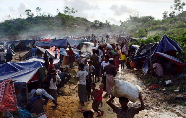 Rohingya woman killed in Cox's Bazar camp clash