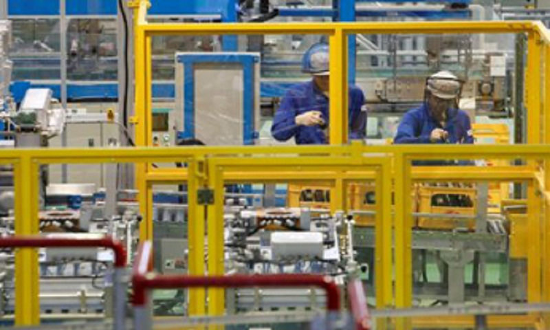 Japan factory output up in March as jobless rate stays flat