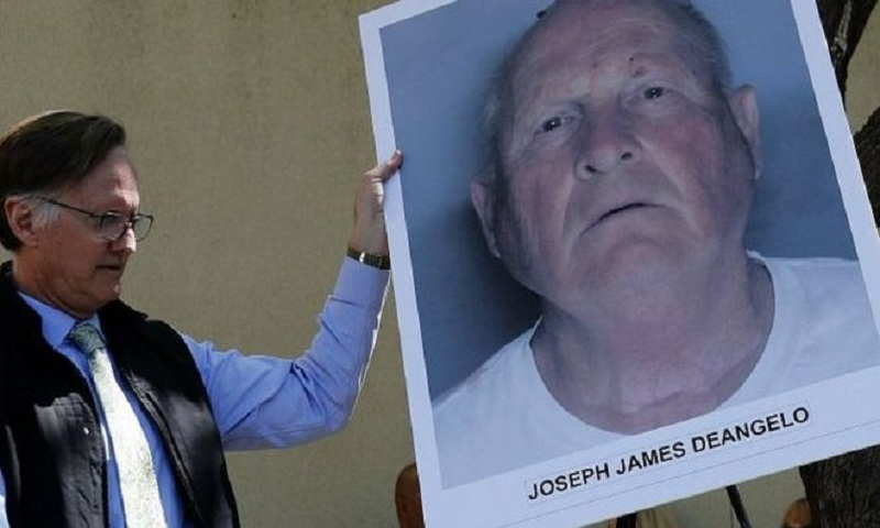 Golden State Killer suspect traced using genealogy websites