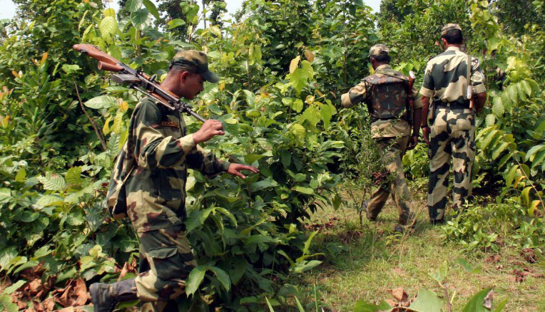 Indian security forces kill 7 Maoist rebels