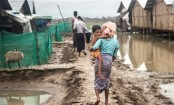 Monsoon apprehensions sour mood around Rohingya camps