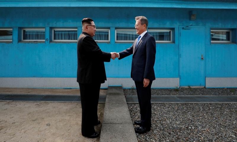 UN chief applauds 'historic' Korea summit
