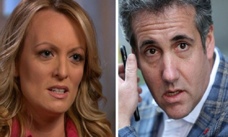 Michael Cohen: Stormy Daniels case against Trump's lawyer put on hold