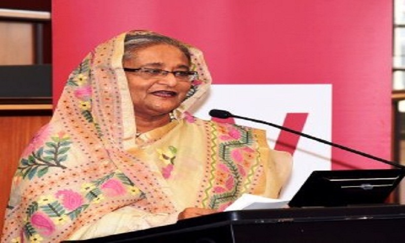 PM Sheikh Hasina holds bilateral meeting with Australian PM Turnbull