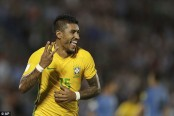 Leverkusen seal deal with Brazilian Paulinho
