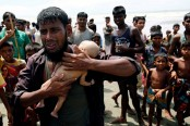 HRW calls for UN Rohingya resolution ahead of Myanmar visit