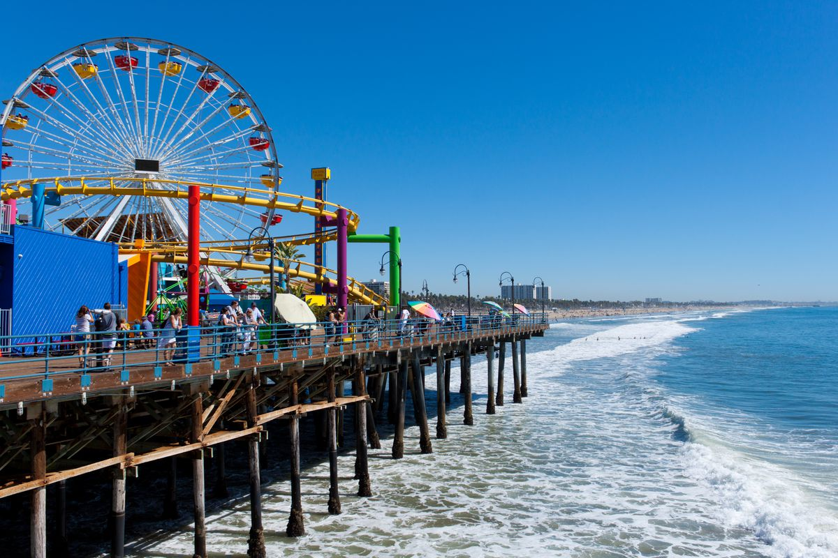8 reasons to plan your next trip to Santa Monica