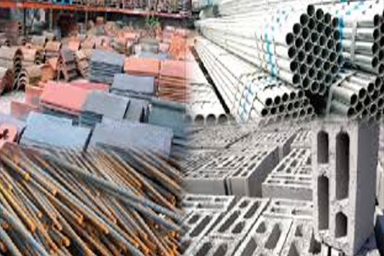 Spiralling Cost of Building Materials and Mass People's Sufferings