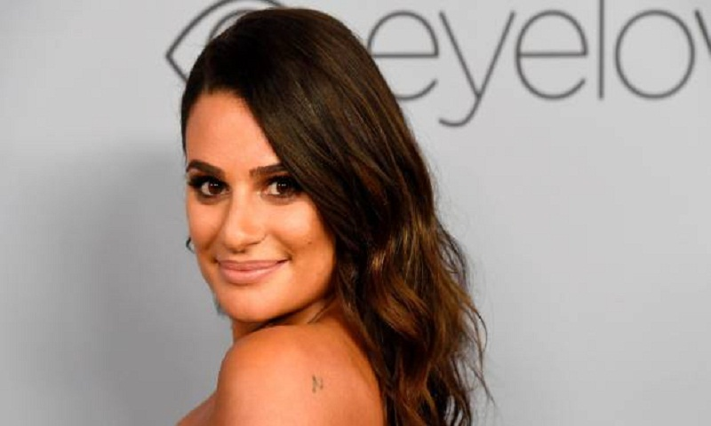 Former 'Glee' star Lea Michele is engaged
