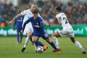 Fabregas boosts Chelsea's top-four bid, West Brom earn stay of execution