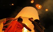 Buddha Purnima being celebrated