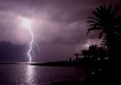 Lightning strikes kill 8 in four districts