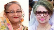 Hasina more popular than Khaleda: IRI