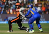 Defending 151, Sunrisers beat Rajasthan Royals by 11 runs