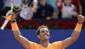 Nadal remains top of ATP rankings