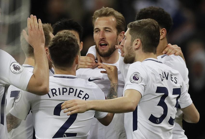 Tottenham beats Watford 2-0, boost hopes of EPL top-4 finish