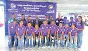 Booters leave for Thailand