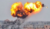 26 die as missiles hit Syria sites