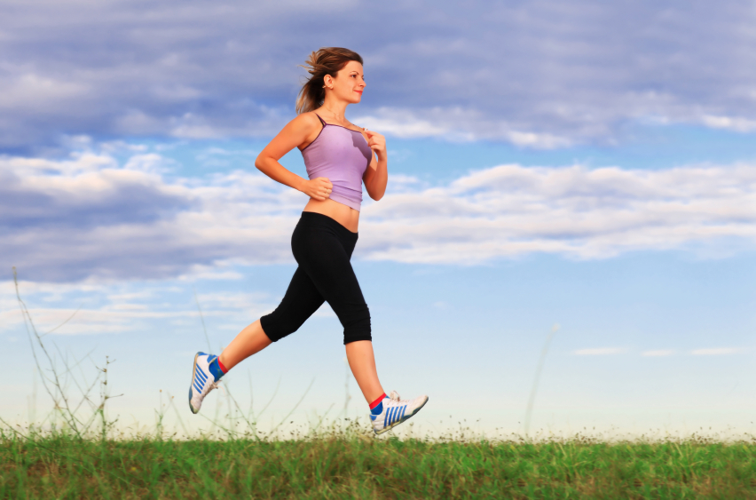 Running marathon boosts immunity says a study