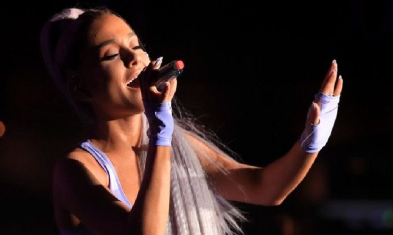 Ariana Grande gives comeback interview and says album will 'bring light'
