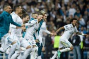 Real Madrid reaches 3rd straight Champions League final