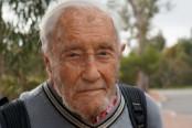 104-year-old scientist begins trip to end his life