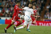 In crucial moment, Benzema finally comes through for Madrid