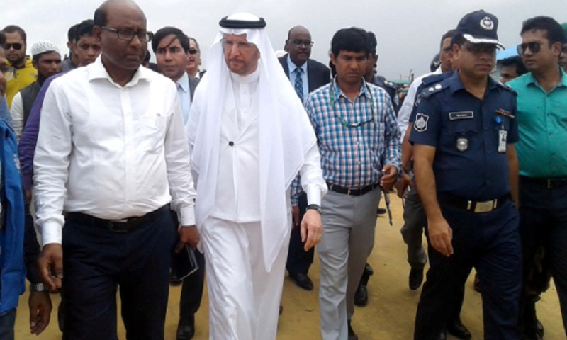 OIC FMs to visit Rohingya camps Friday