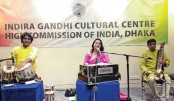 Ajita Guha mesmerises Dhaka audience
