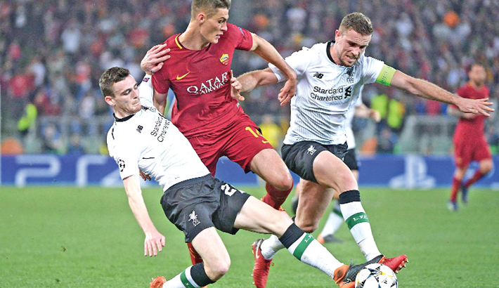 Liverpool reach UCL final after nervy night