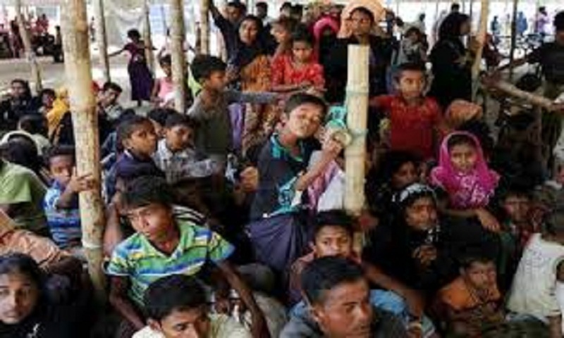 OIC FMs visit Cox's Bazar Rohingya camps