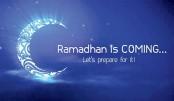 Getting prepared for Ramadan