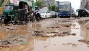 DSCC to repair damaged  roads by June