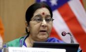 Sushma Swaraj to visit Myanmar; focus on Rohingyas