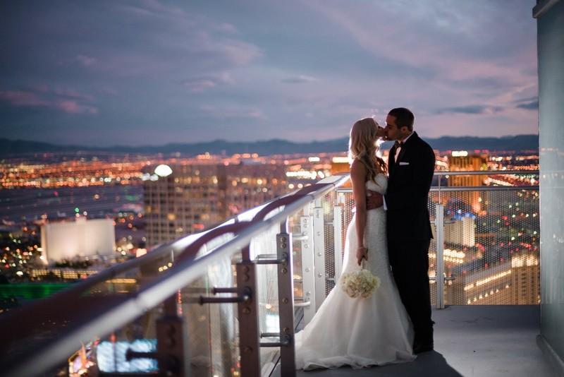 Las Vegas has become a hot destination for weddings