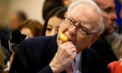 Apple shares hit all-time high after Buffett raises stake