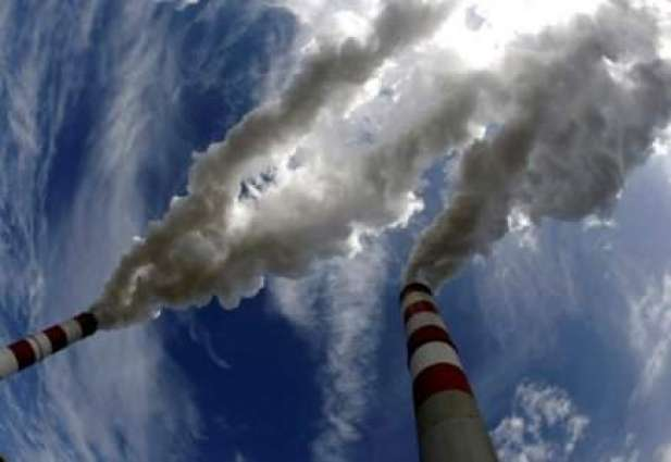 Total EU carbon emissions rise 1.8 percent last year: Eurostat