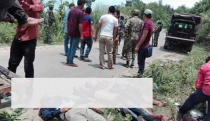 Gunmen kill 5 in Rangamati