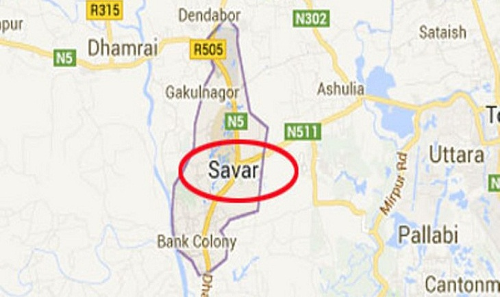 Savar garment workers' unrest over death of colleague
