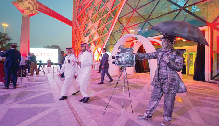 S Arabia launches $34.7b entertainment revolution