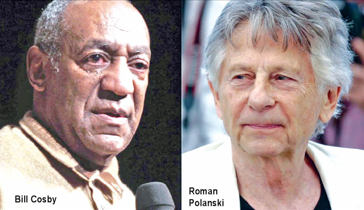 Film Academy expels actor Cosby, director Polanski