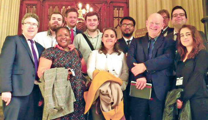 Educational visit to Houses of UK Parliament and Supreme Court