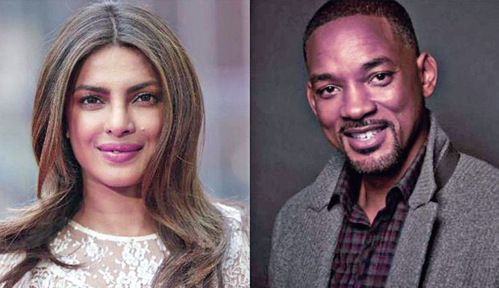 Priyanka, Smith to star in new YouTube original series