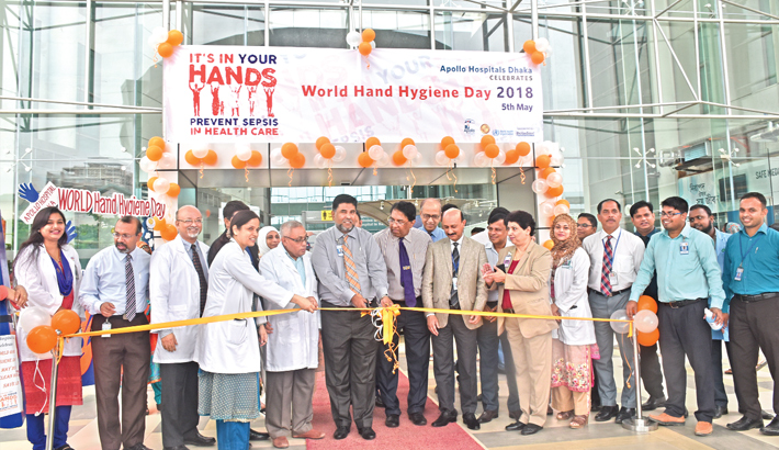 Celebrate the World Hand Hygiene Day