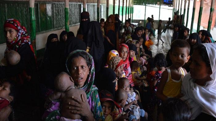 1mn Rohingyas, host communities being vaccinated against cholera