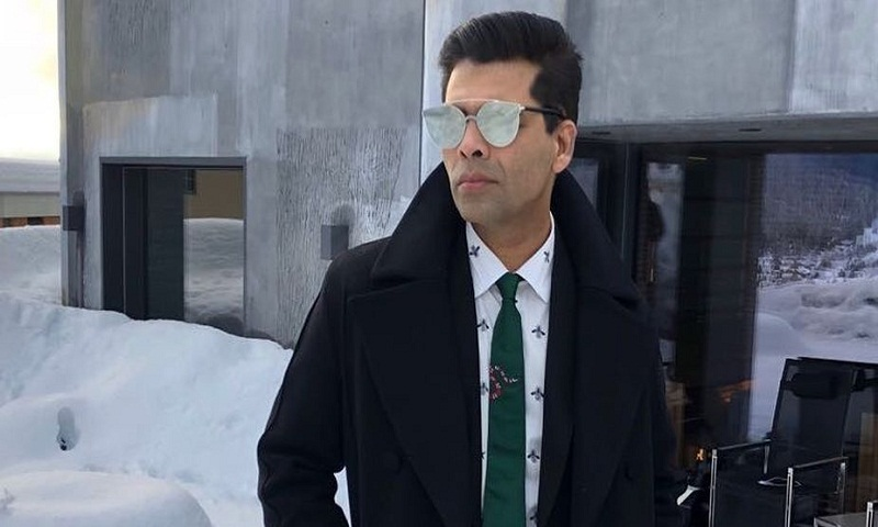 I am a big flop actor: Karan Johar